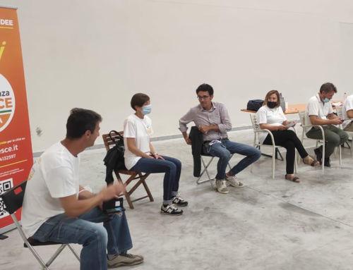 Incontro con i candidati a Pieve Cesato