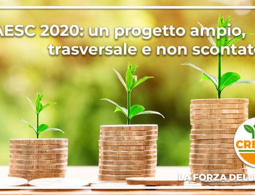 PAESC 2020: un progetto ampio, trasversale e non scontato