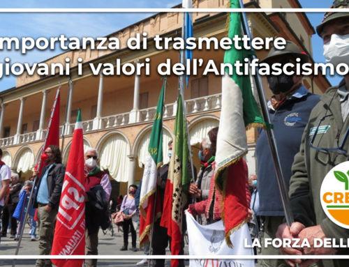 L'importanza di trasmettere ai giovani i valori dell'Antifascismo