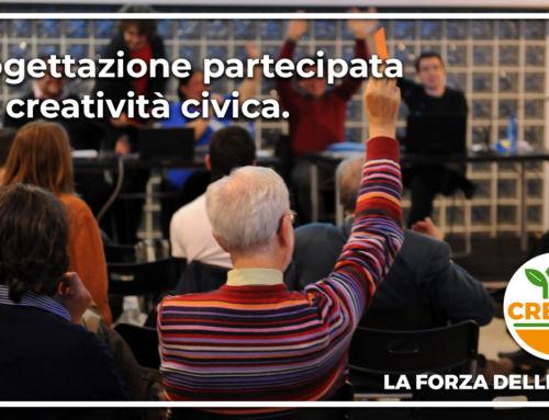 Progettazione partecipata e creatività civica